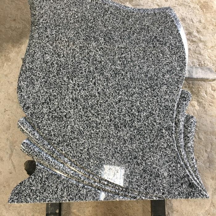 New G654 Granite Headstone