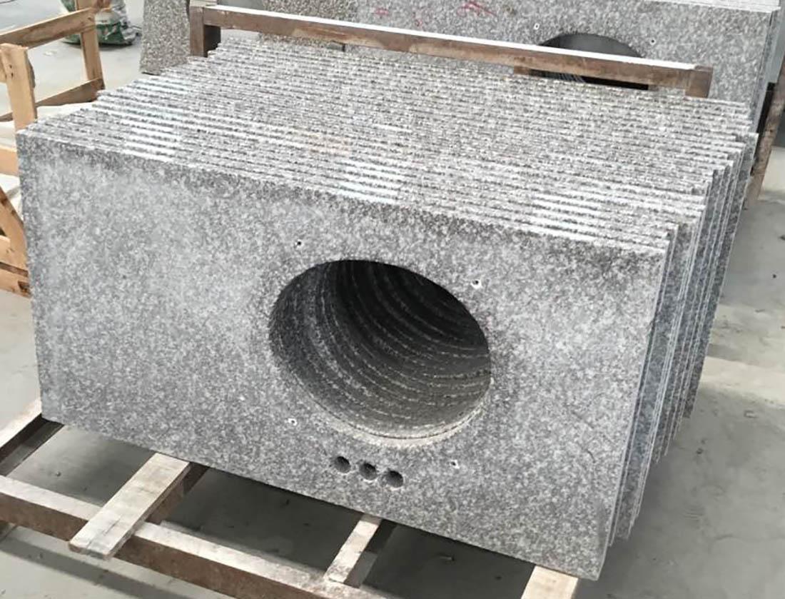 G664 granite Vanity Tops 2