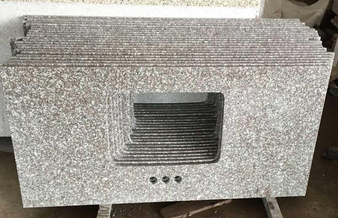 G664 granite Vanity Tops 3