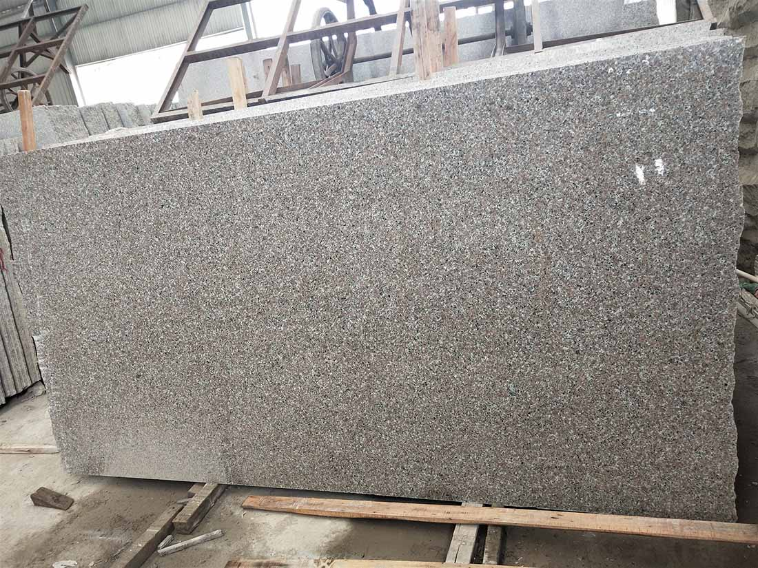 G687 granite slabs