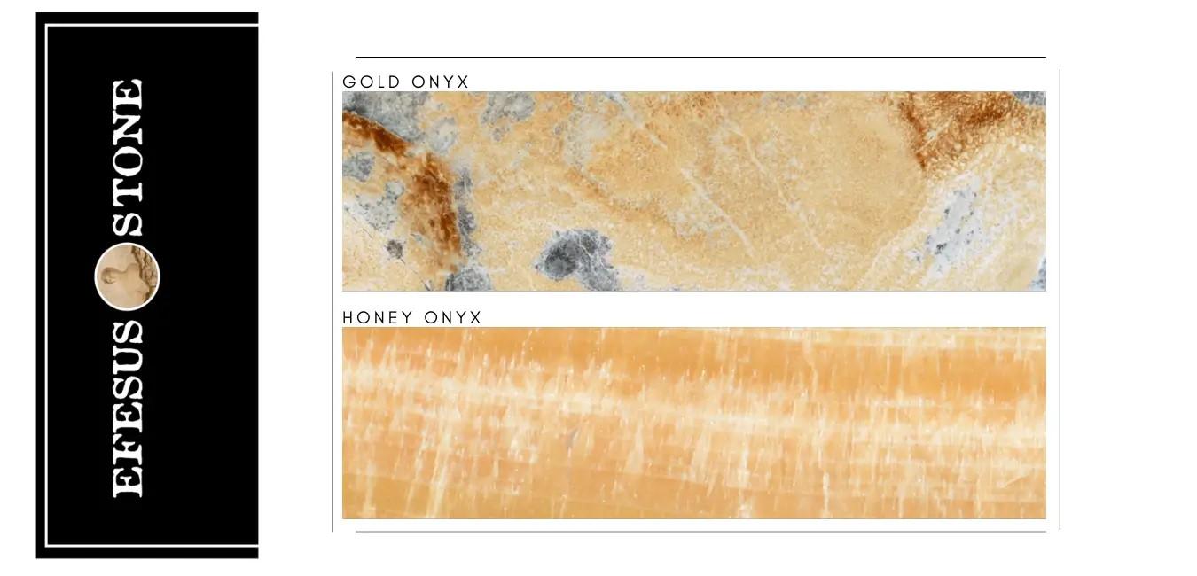 Honey Onyx Light-Pascha Onyx-Gold Onyx