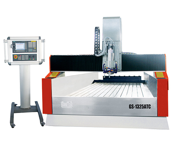 CNC Marble Engraving Machine with Linear ATC SH-13