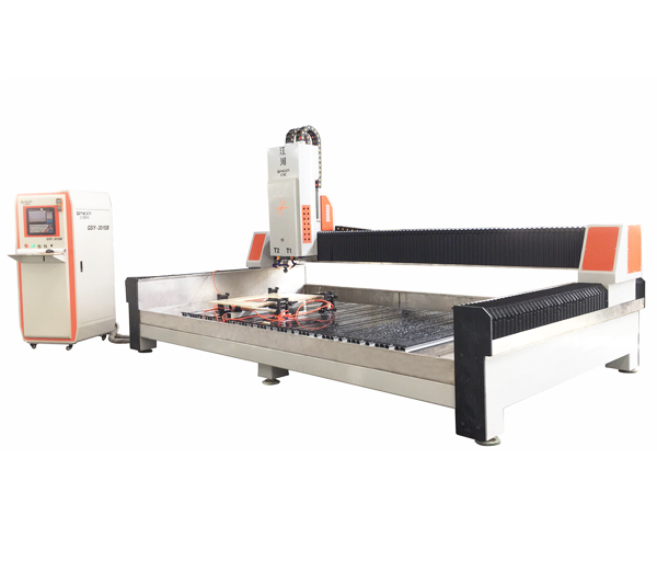 Two Heads CNC Machining Center for Countertop GSY