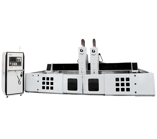 Two Heads CNC for Countertops GSY-3015D