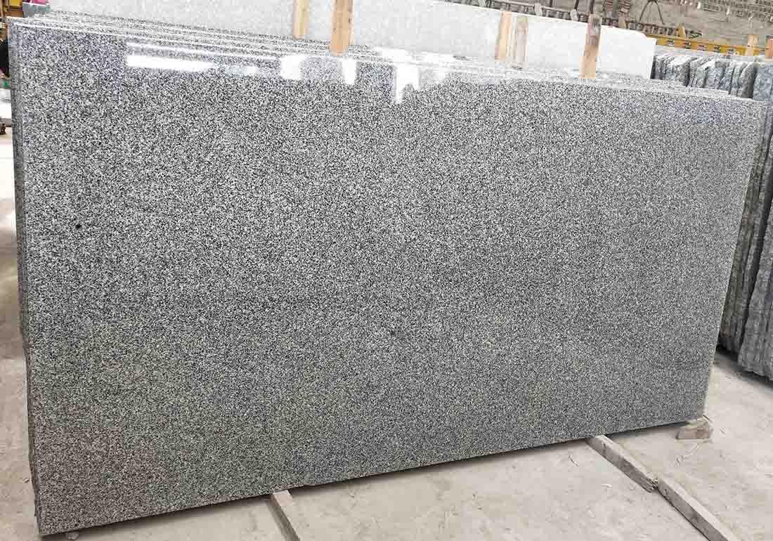 Georgia Gray Granite Slabs
