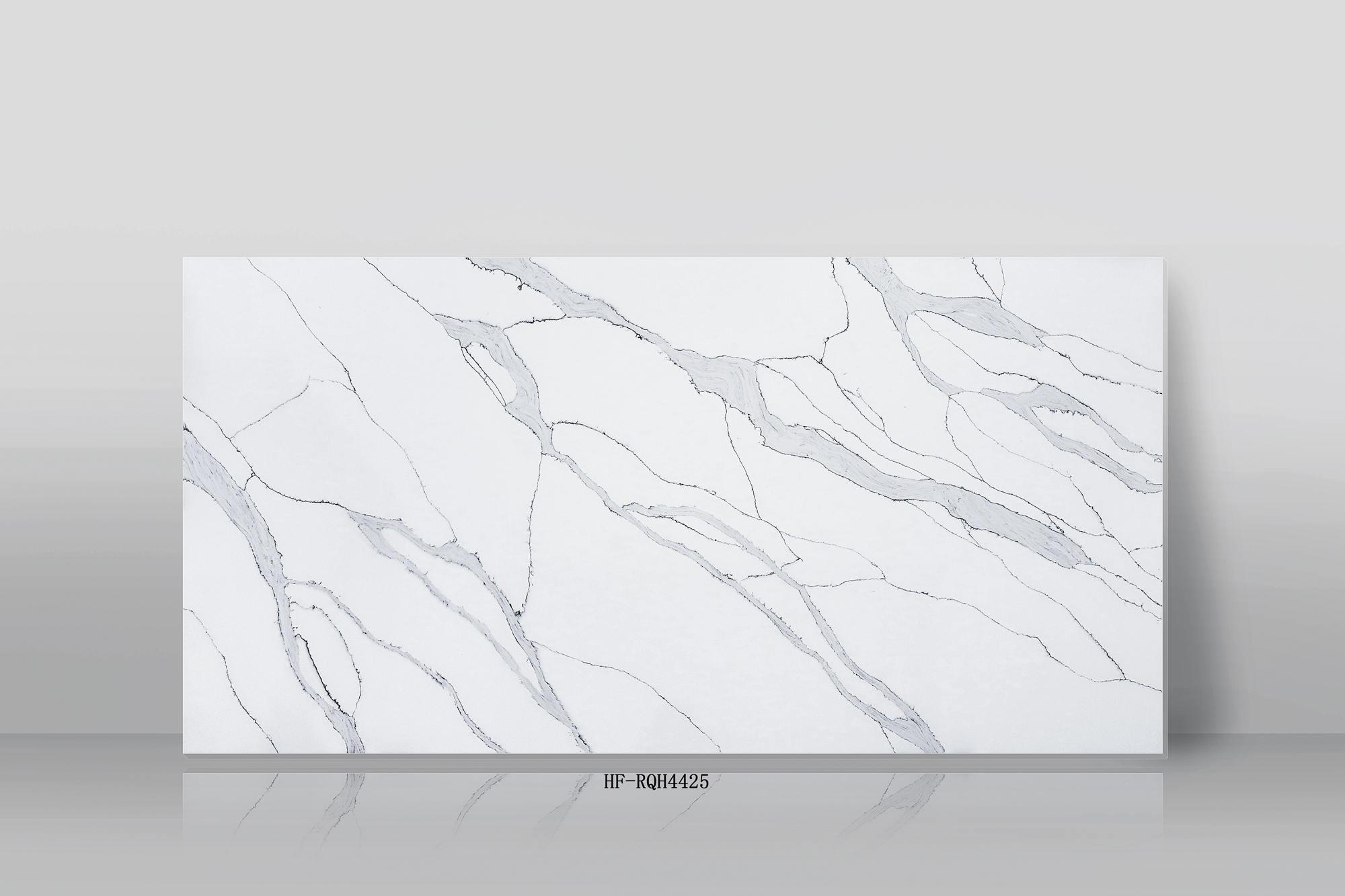 2021 quartz calacatta new design 2cm
