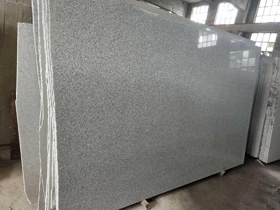 Hubei G603 granite slabs