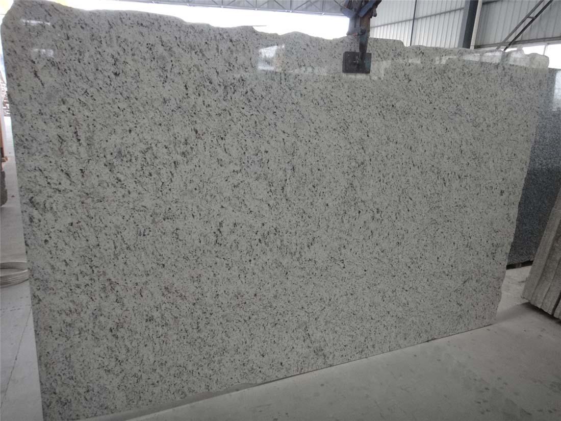 White Rose Granite Slabs