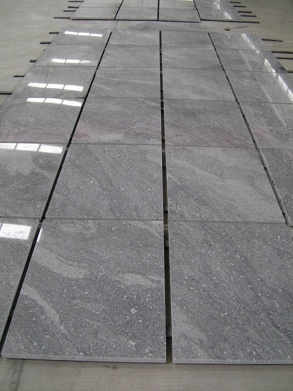 Landscape granite tile