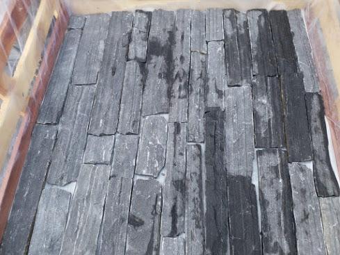 M. Black - Natural Ledge - Handcut Edges