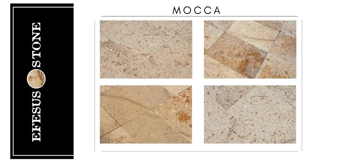 San Sebastian Beige-Golden Mocca Limestone