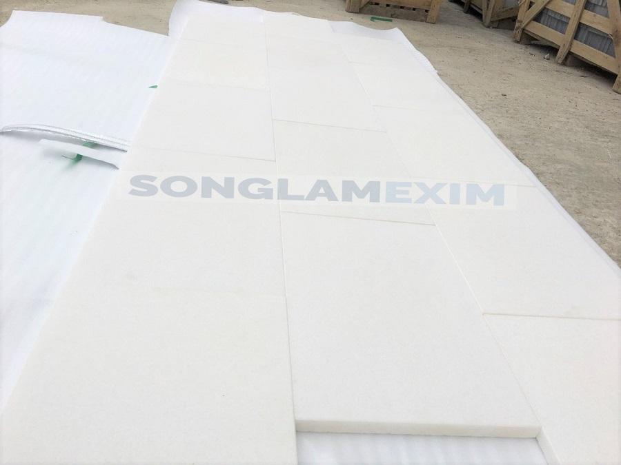 Vietnam White Marble Tile