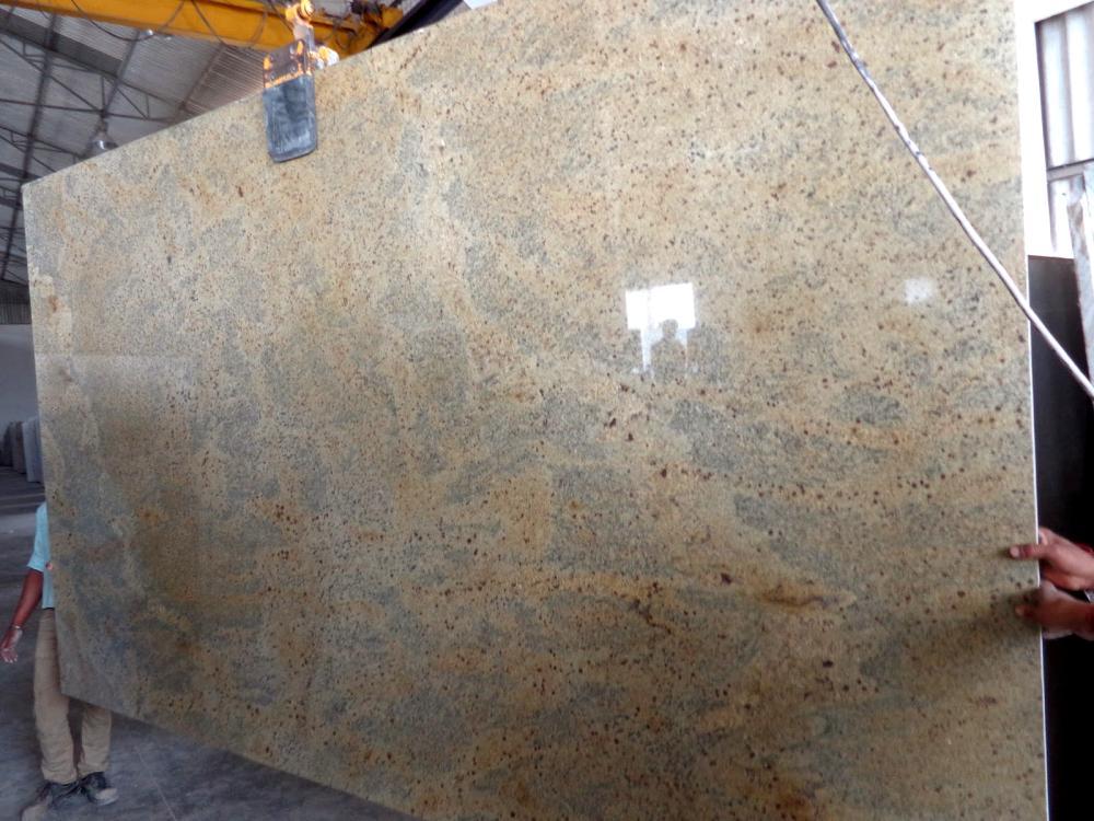 New Kashmir Gold Granite