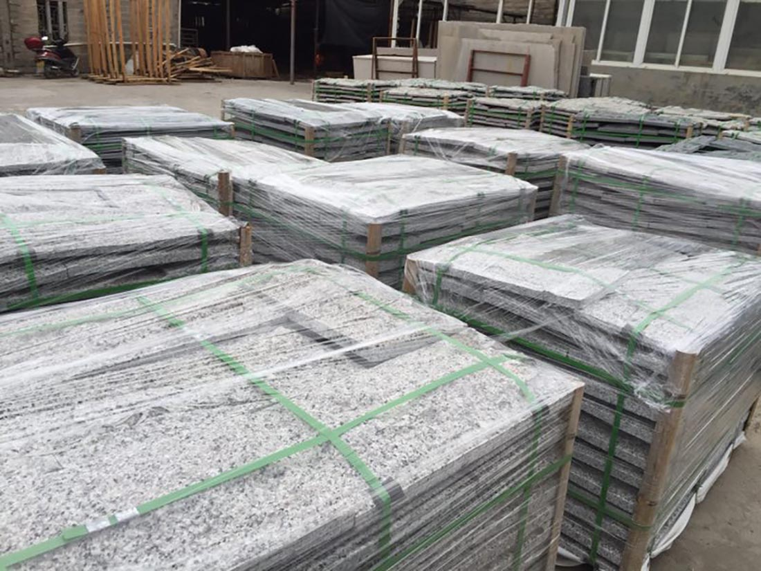 G623 Granite Cut to Sizes