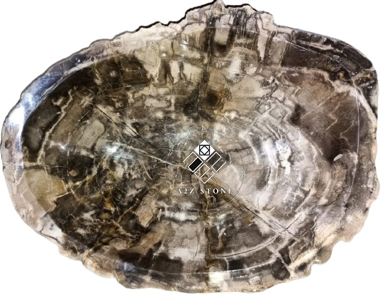 Petrified Wood SINK 03