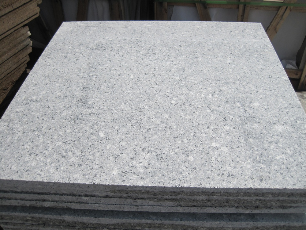Pearl blue granite tile