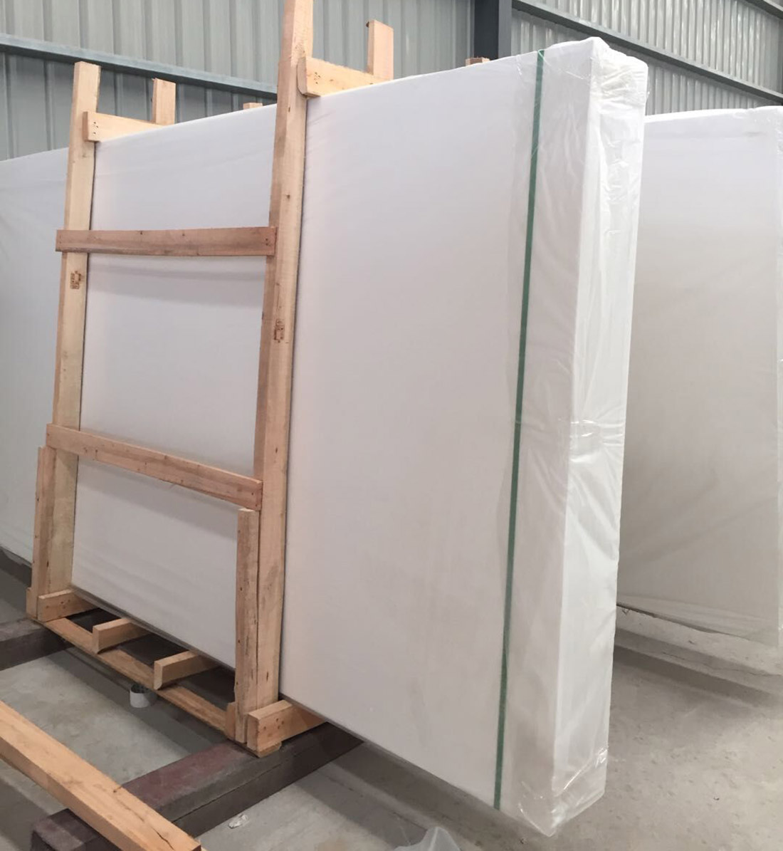 Pure White Quartz Slabs