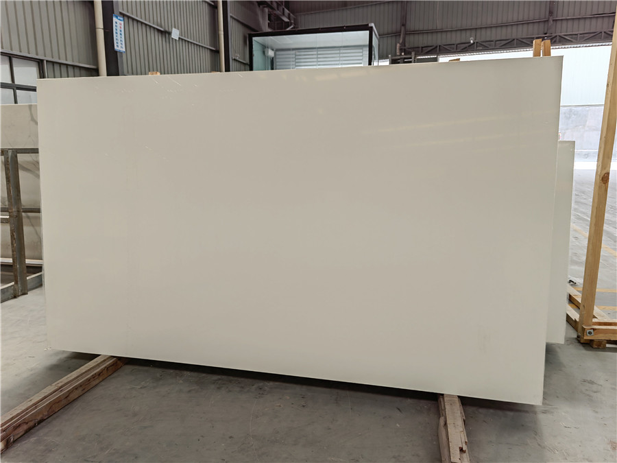 Per White Quartz Slabs