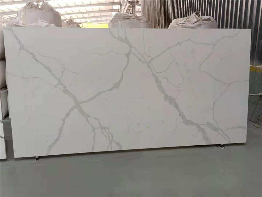 Calacatta Quartz Tiles