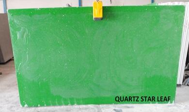 Star Leaf - Quartz Slab