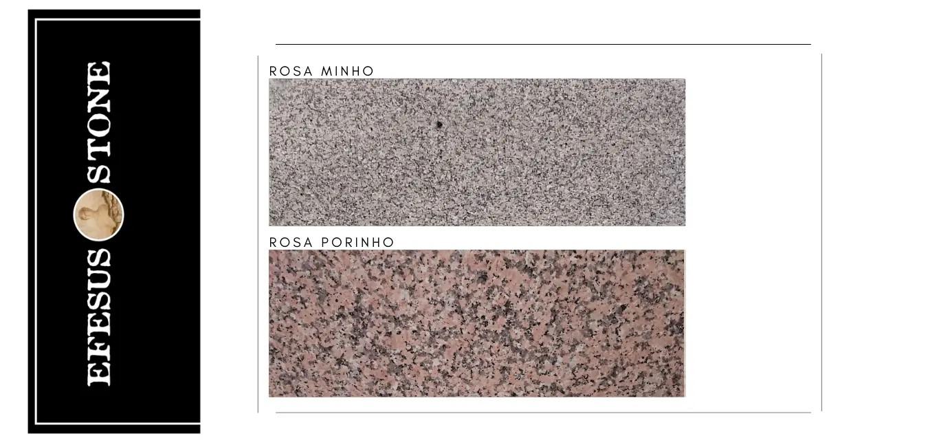 Saumone Granite-Spanish Pink Granite