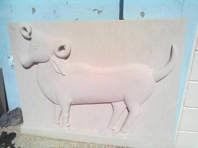 Exclusive Sandstone Reliefs