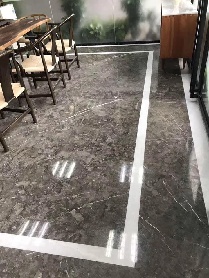 Turkey Grey marble blocks