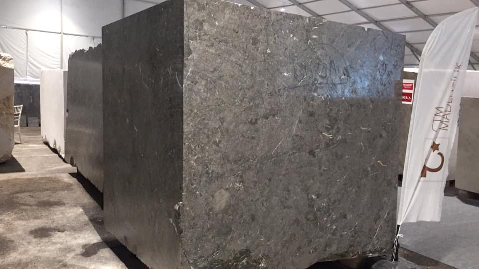 SINOP GREY MARBLE BLOCKS
