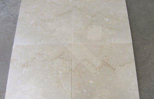 Botticino Italian beige marble tiles with 61 x 30