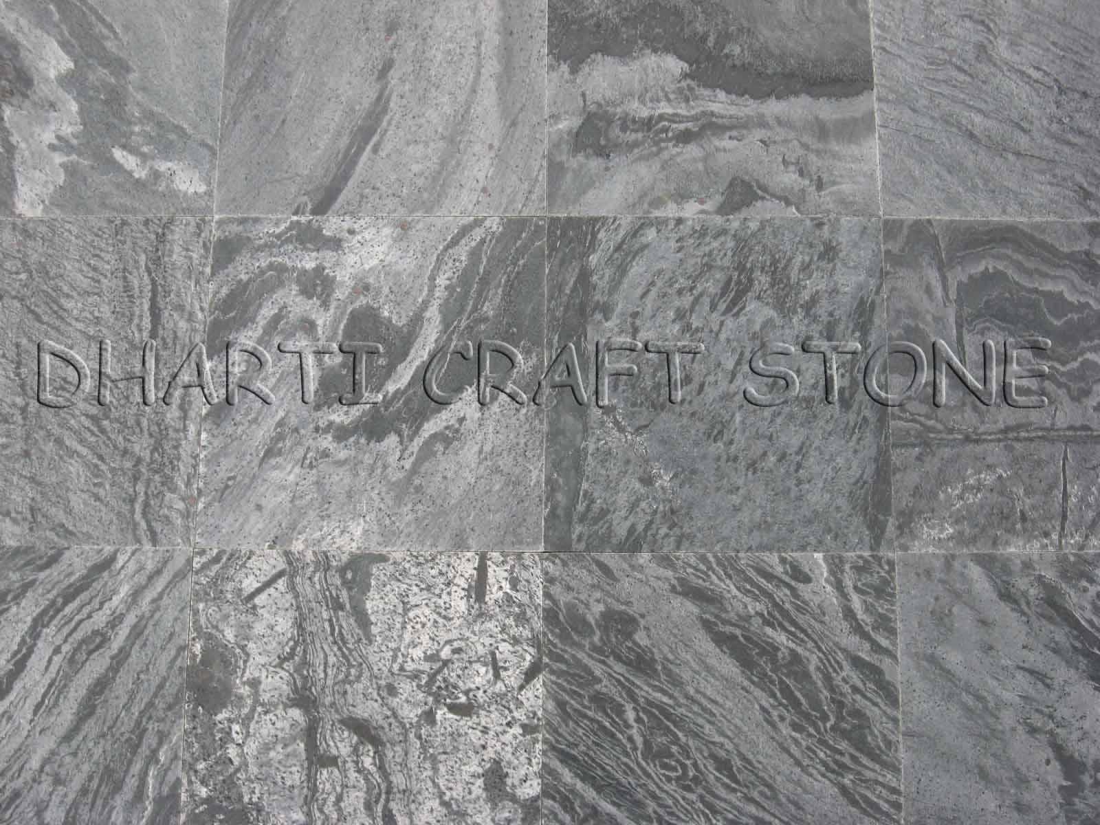Silver Grey Quartzite Polish Tiles