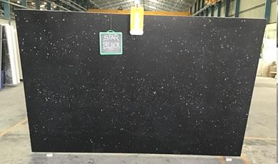 Star Black - Quartz Slab