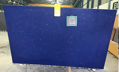 Star Blue - Quartz Slab