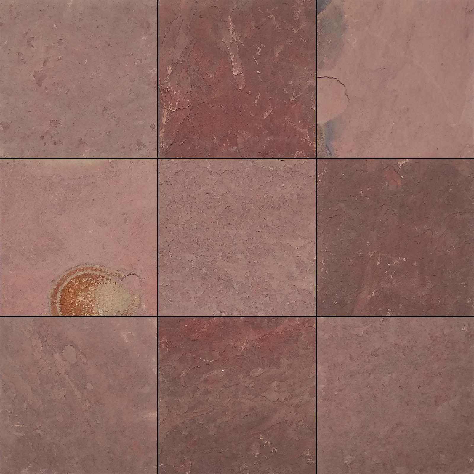 Terra Red Slatestone