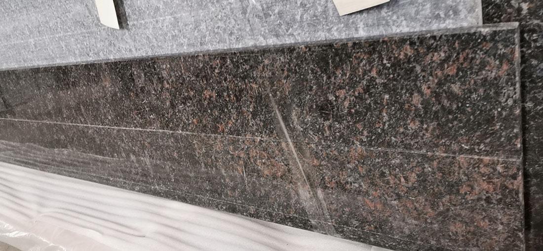 Tan Brown Granite Countertops Prefabs