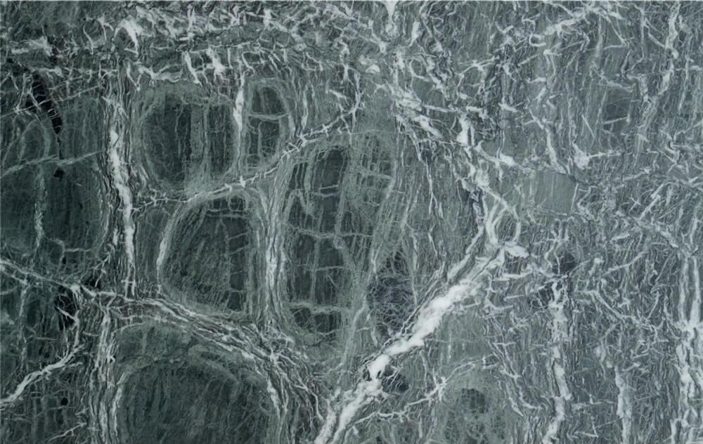 Verde Forest- India Green Marble-Verde Guatemala India Marble-Vert de Rajastan