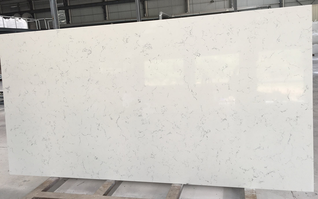 Carrara 1 Quartz Slabs