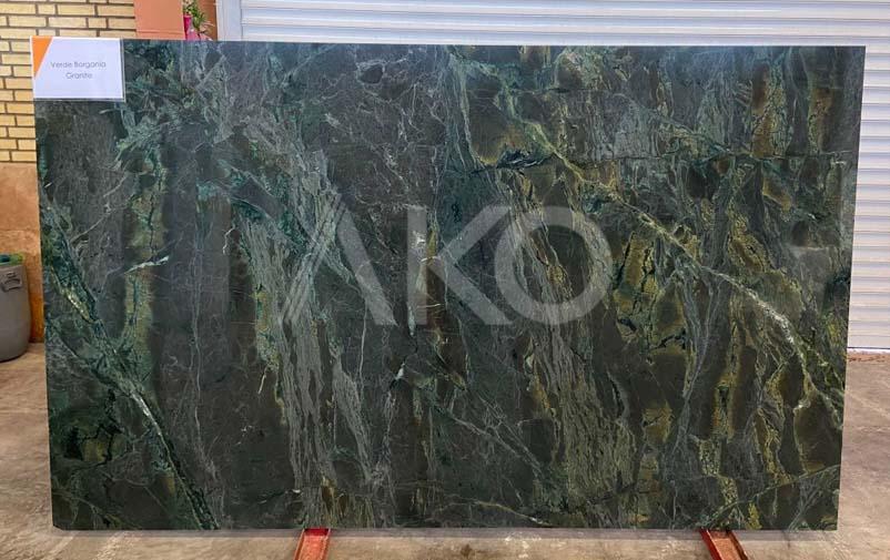 Verde Borgonia Granite