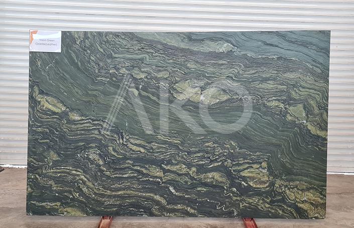Piccaso Green Granite