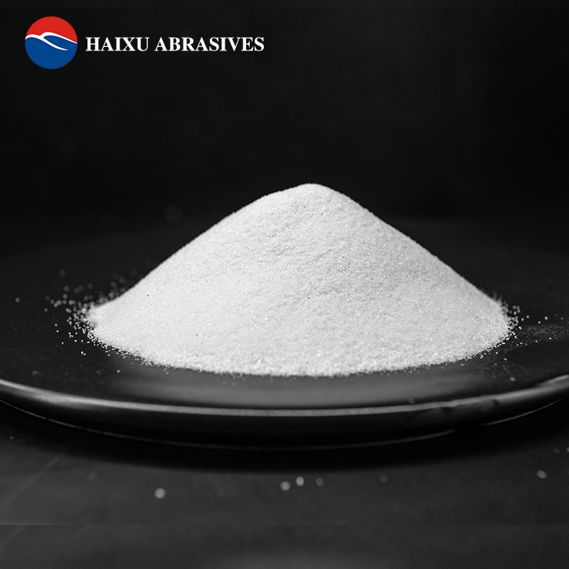 White Aluminum Oxide Granule 80 Grit