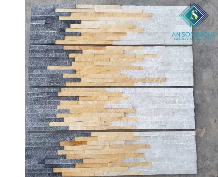 Wall panel mix color low cost