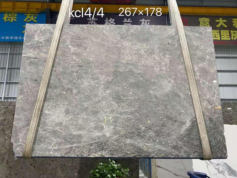 Turkey Kutahya Grey marble blocks