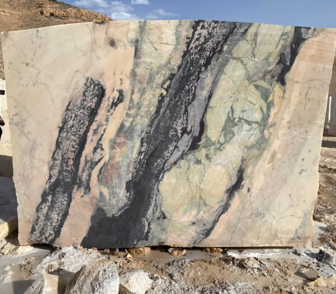 PARROT ONYX MARBLE
