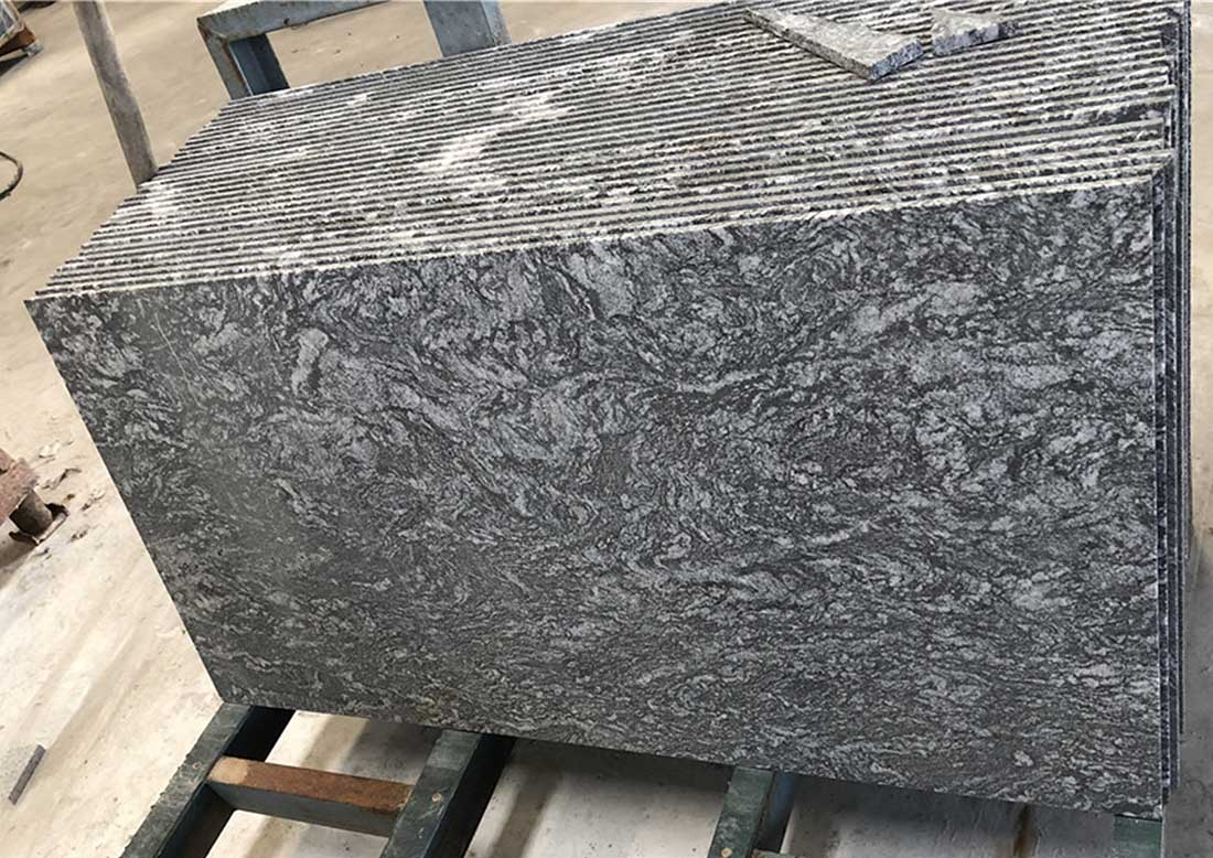 Grace Black granite Cut to Size 1