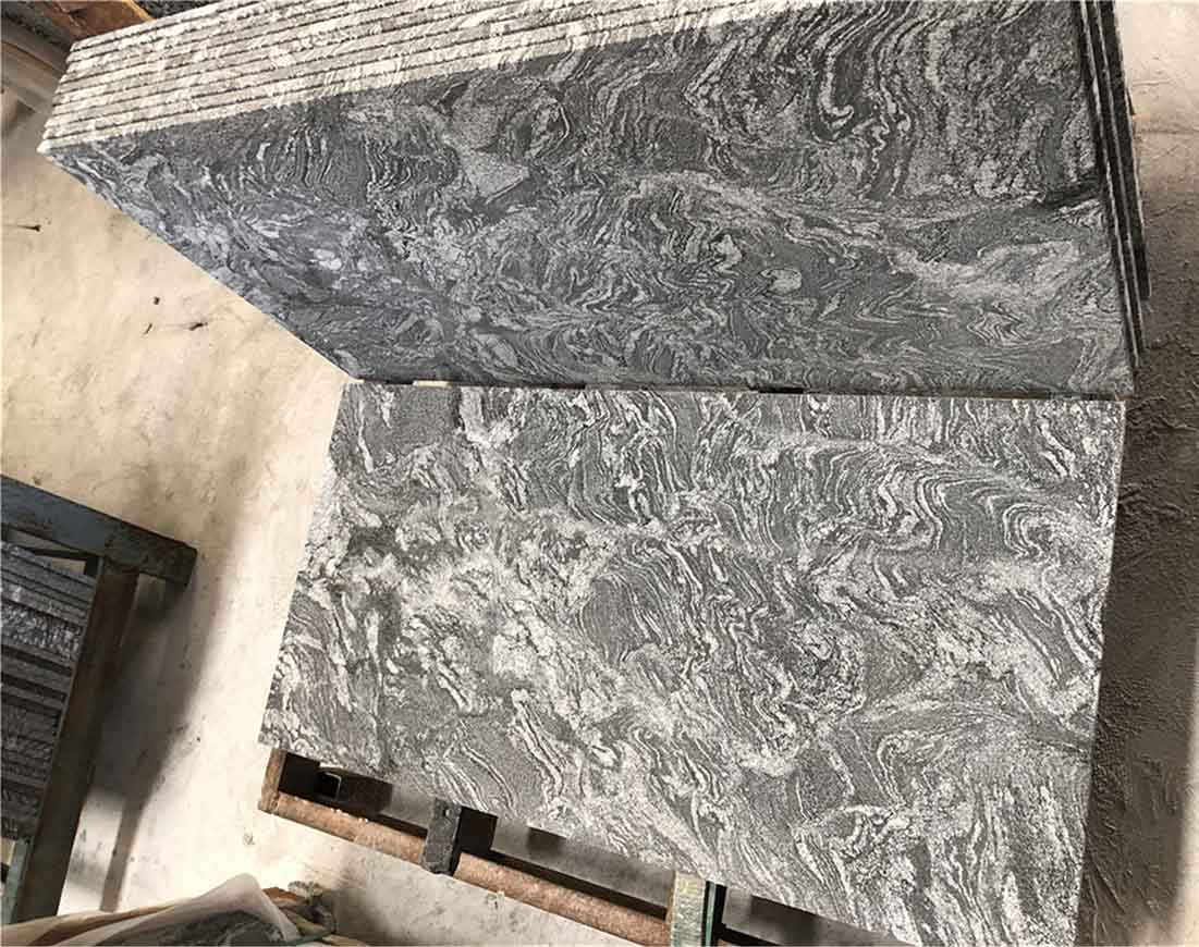 Grace Black granite Cut to Size 3