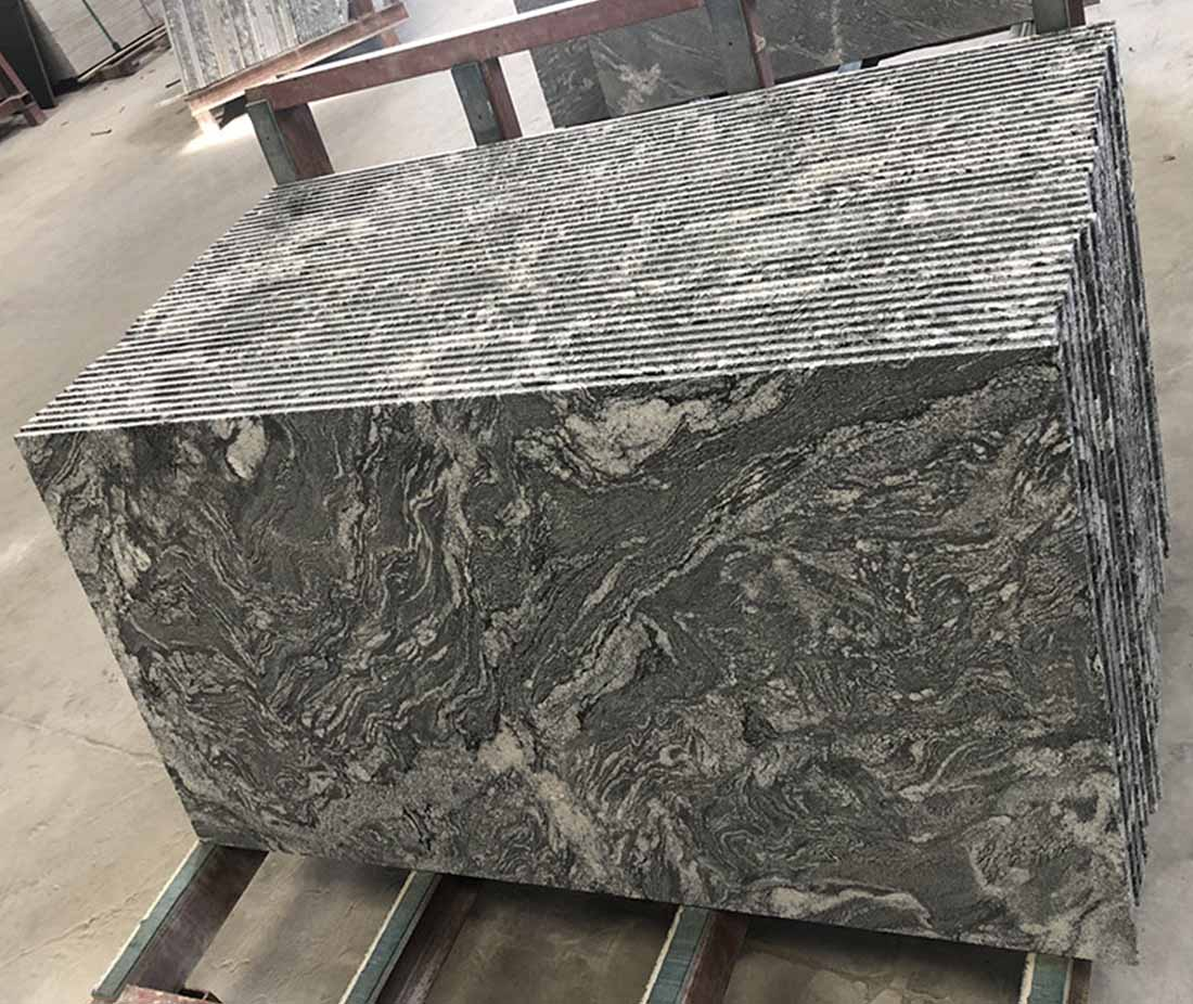 Grace Black granite Cut to Size 4
