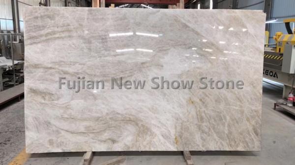 white luxury stone