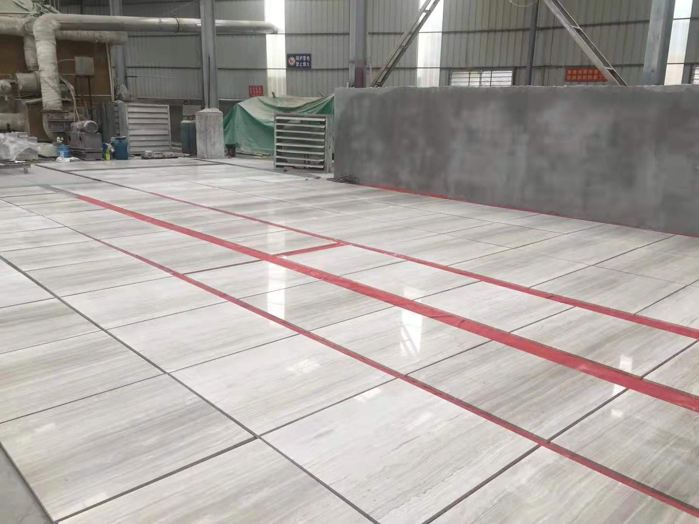 Marble tiles wood white marble