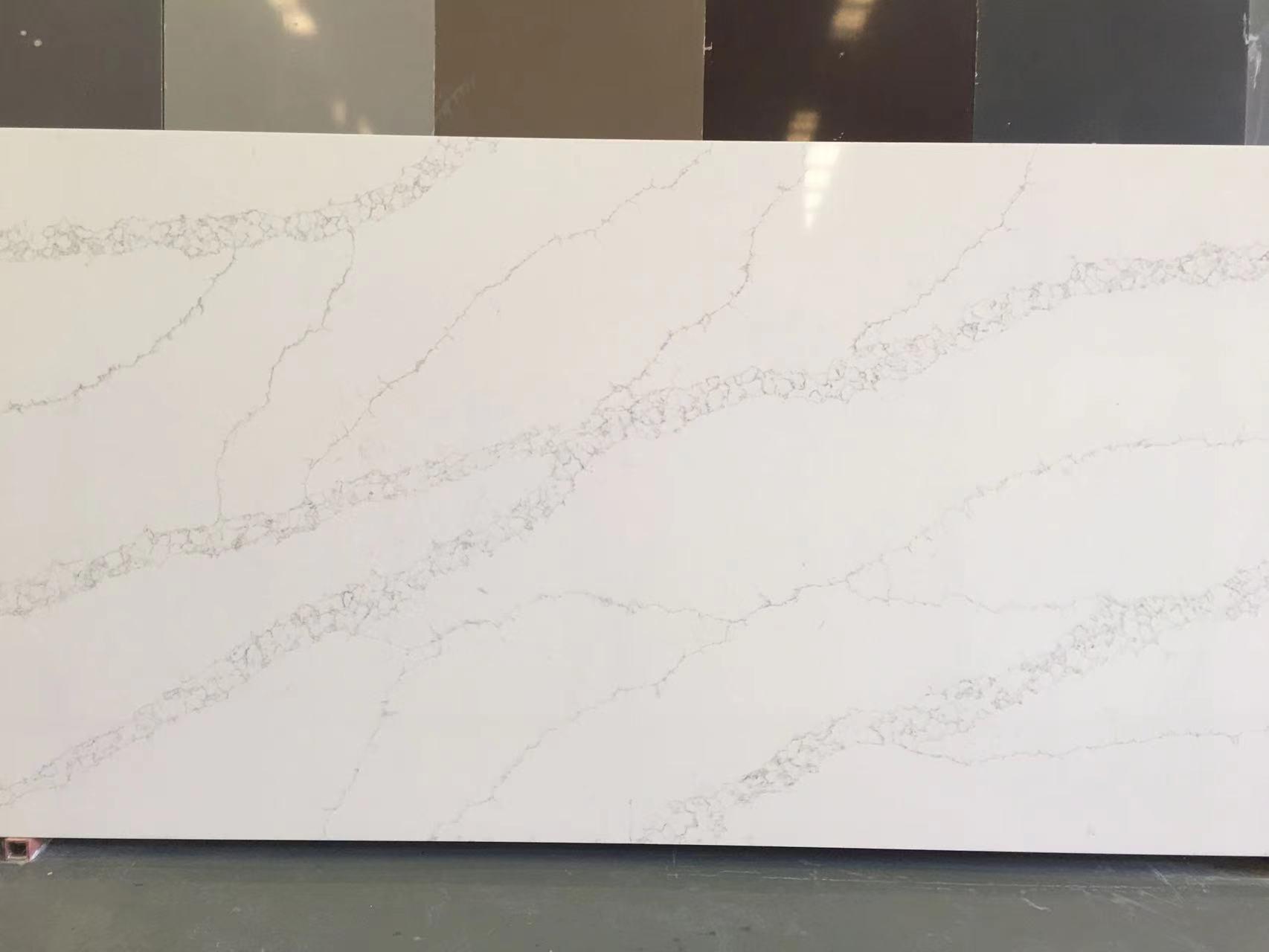 QUARTZ SATUARIO WHITE 2104