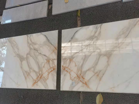 CALACCATA GOLD MARBLE TILE