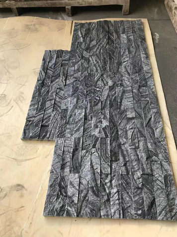 MARBLE MOSAIC ANTIQUE WOOD